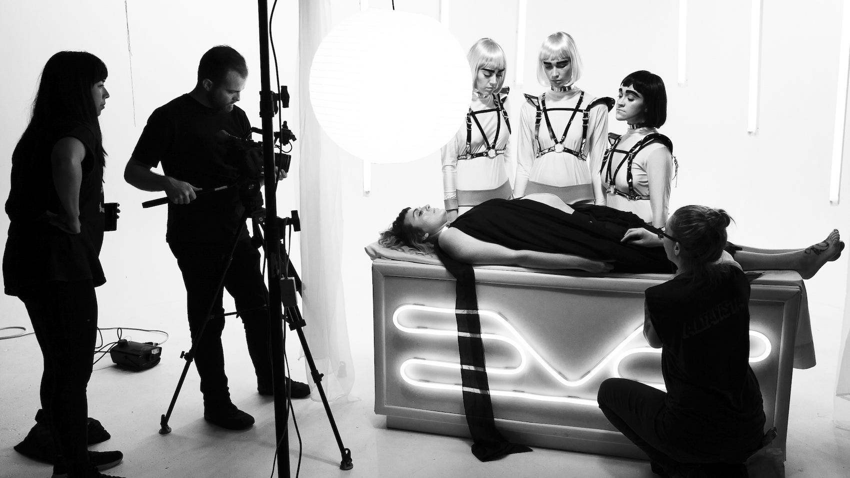 Behind the scenes on Troller's music video #shotbyoriginator