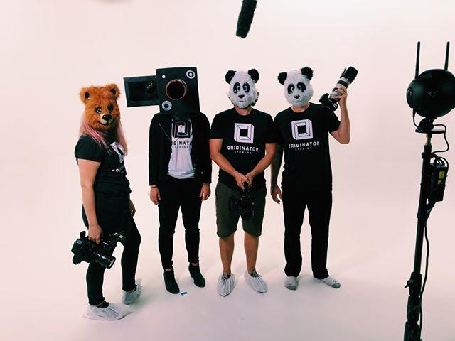 Pandamonium.