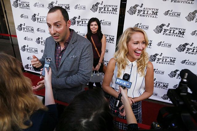 We're looking for a red carpet interviewer for the Austin Film Festival next week. If you're interested dm us or email kelly@originatorstudios.com and tell us why you're awesome at talking to people!