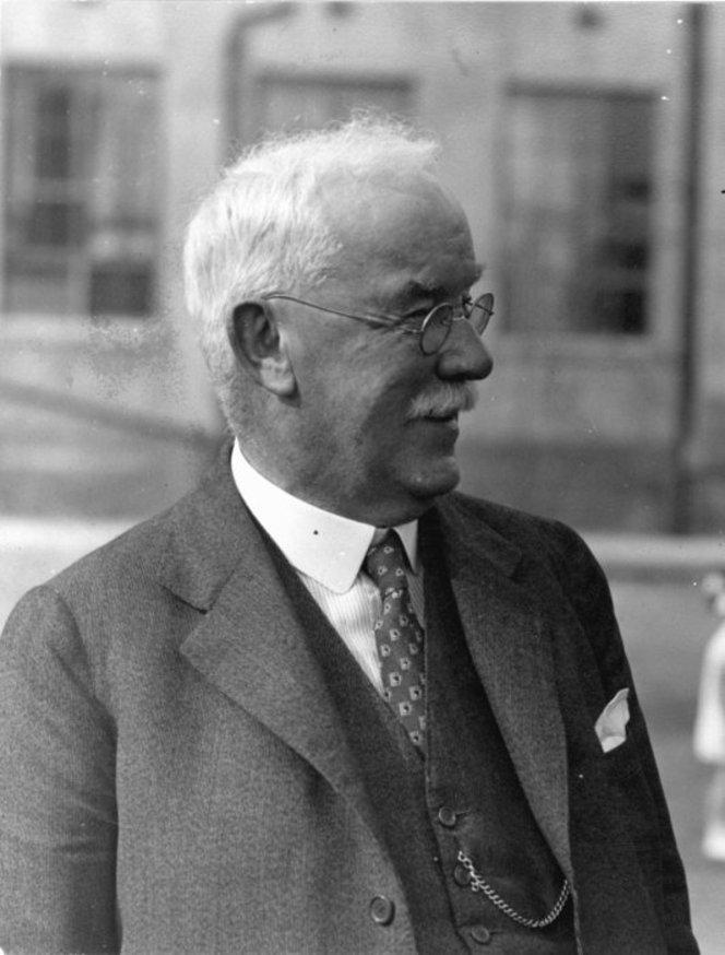 Frederick de Jersey Clere, c. 1936