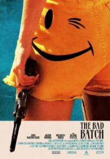 Poster for  The Bad Batch . Courtesy of NEON's press kit for the film.