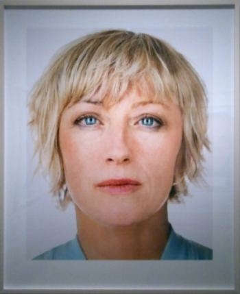 Cindy Sherman by  Martin Schoeller.  Image reproduced with permission under a  Creative Commons 2.0 Attribution License.