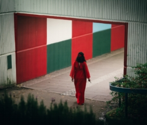 Alice Lowe in  Prevenge . Image reproduced with permission from  Western Edge Pictures .