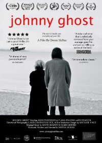 Johnny Ghost  poster. Used with permission from Donna McRae.