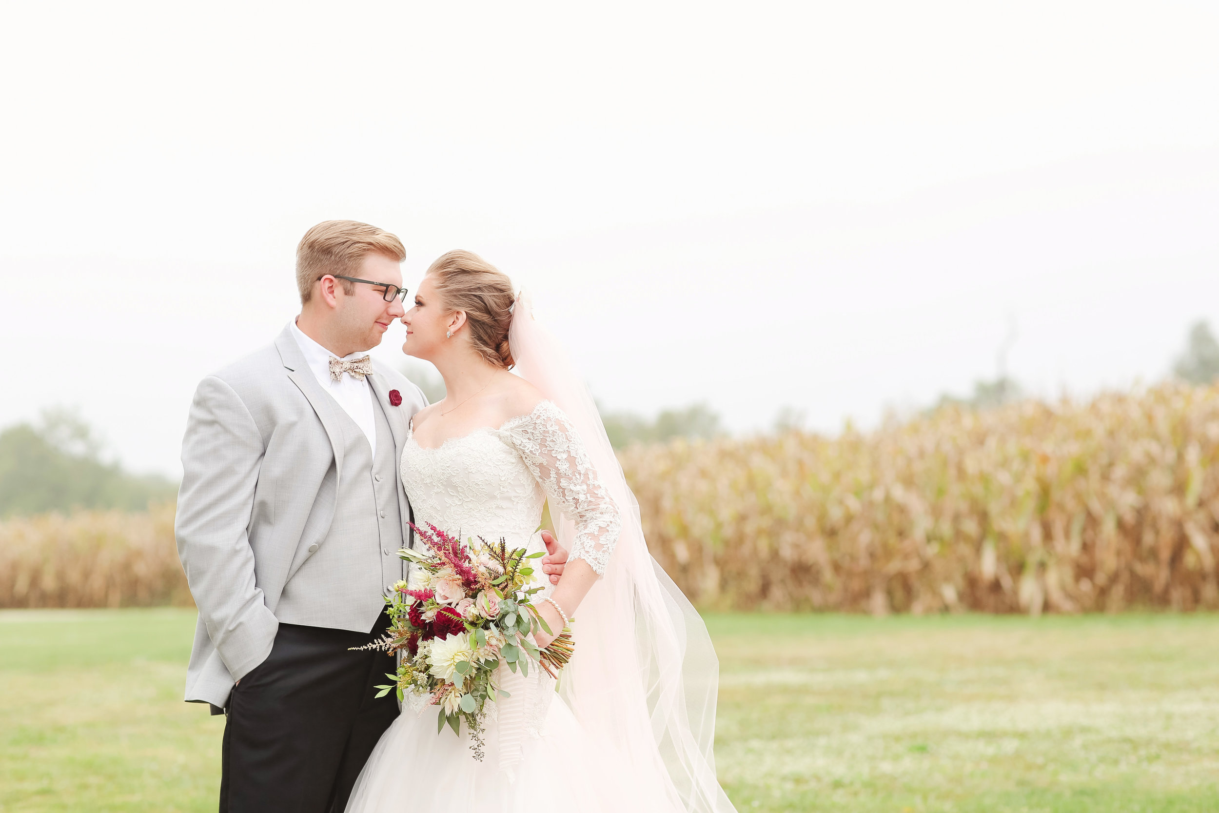 Wedding October 2016, Private Residence, Purcellville, Virginia     Danielle & Bryan   A chic Virginia wedding at a family home with vintage details, hand crafted furniture, and touches of rose gold.  See more in  Washingtonian Bride & Groom.
