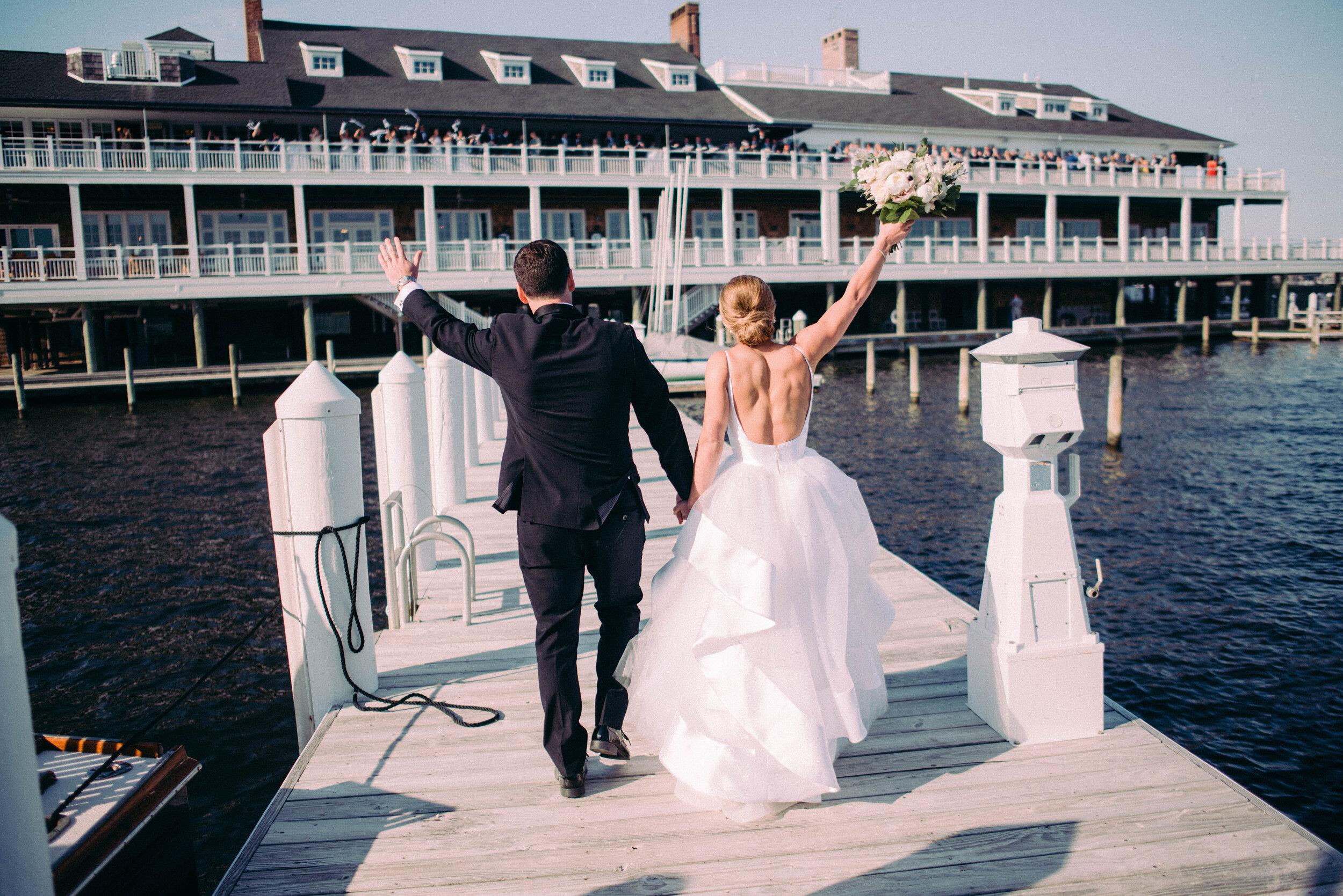Alyssa & Al, Bay Head Yacht Club Wedding, May 2019