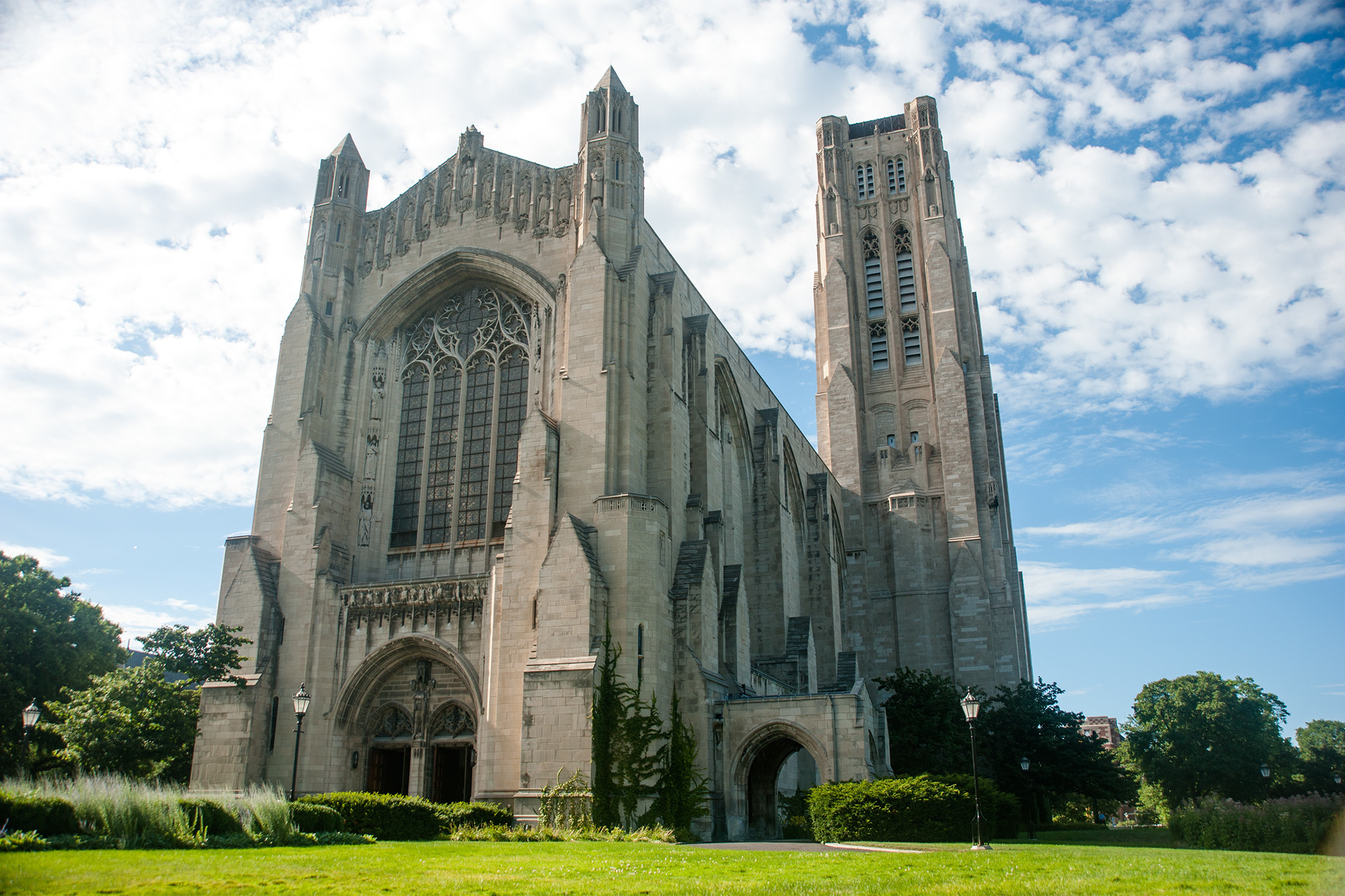 Rockefeller Chapel, The University of Chicago