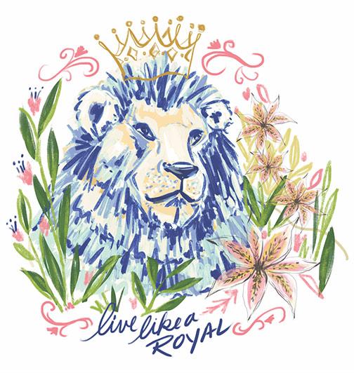 Live Like a Royal