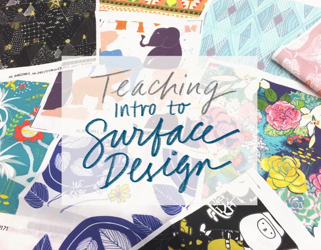 Teaching_SurfaceDesign