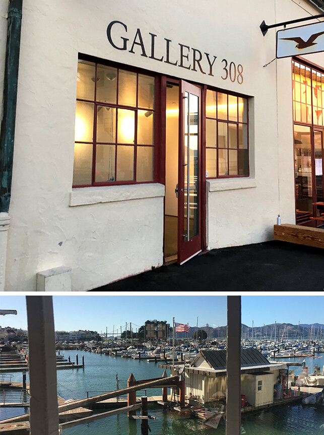 Blueprint San Francisco 2019 is held in the marina in Fort Mason with views of the Golden Gate Bridge!