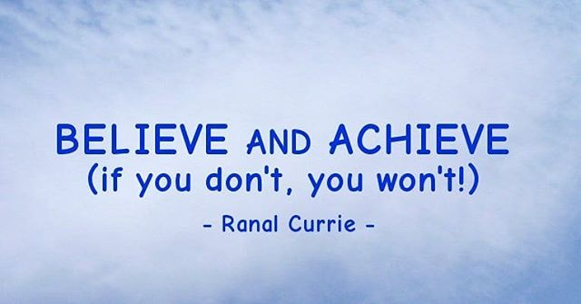Believe and Achieve. If you don't, you won't. Let us help! Info@cambriacollege.ca