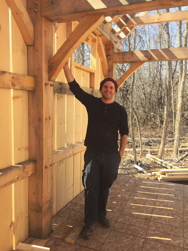 Quentin Navare - Owner of Wildwood Design and build