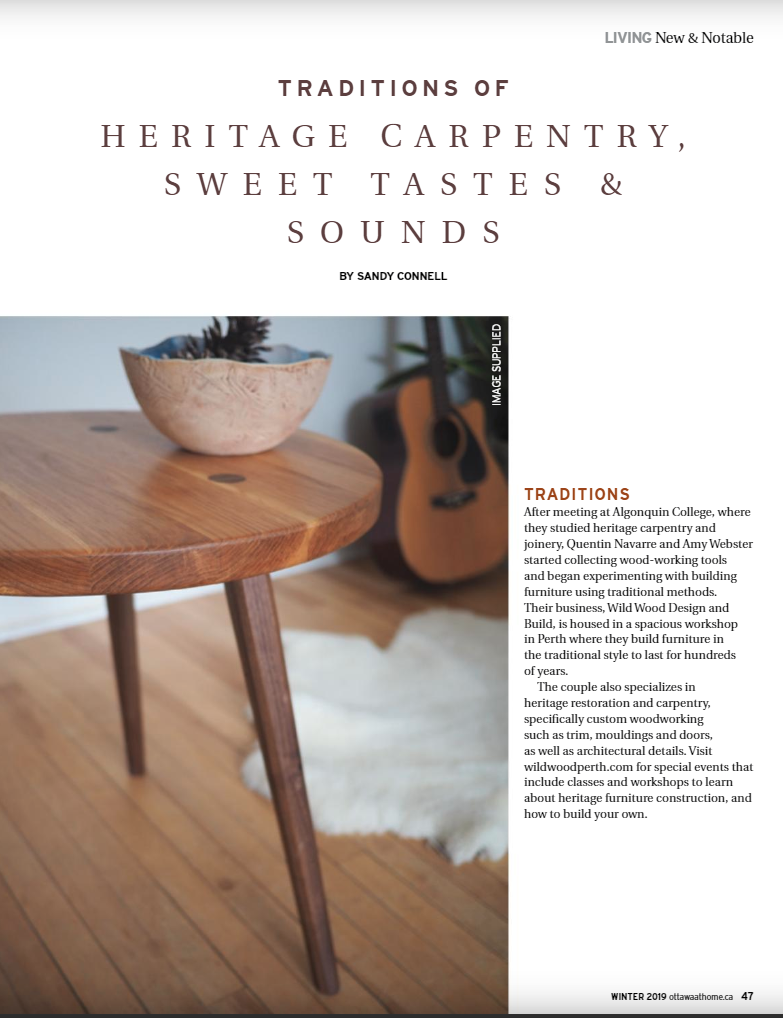 Ottawa At Home Magazine February Edition 2019