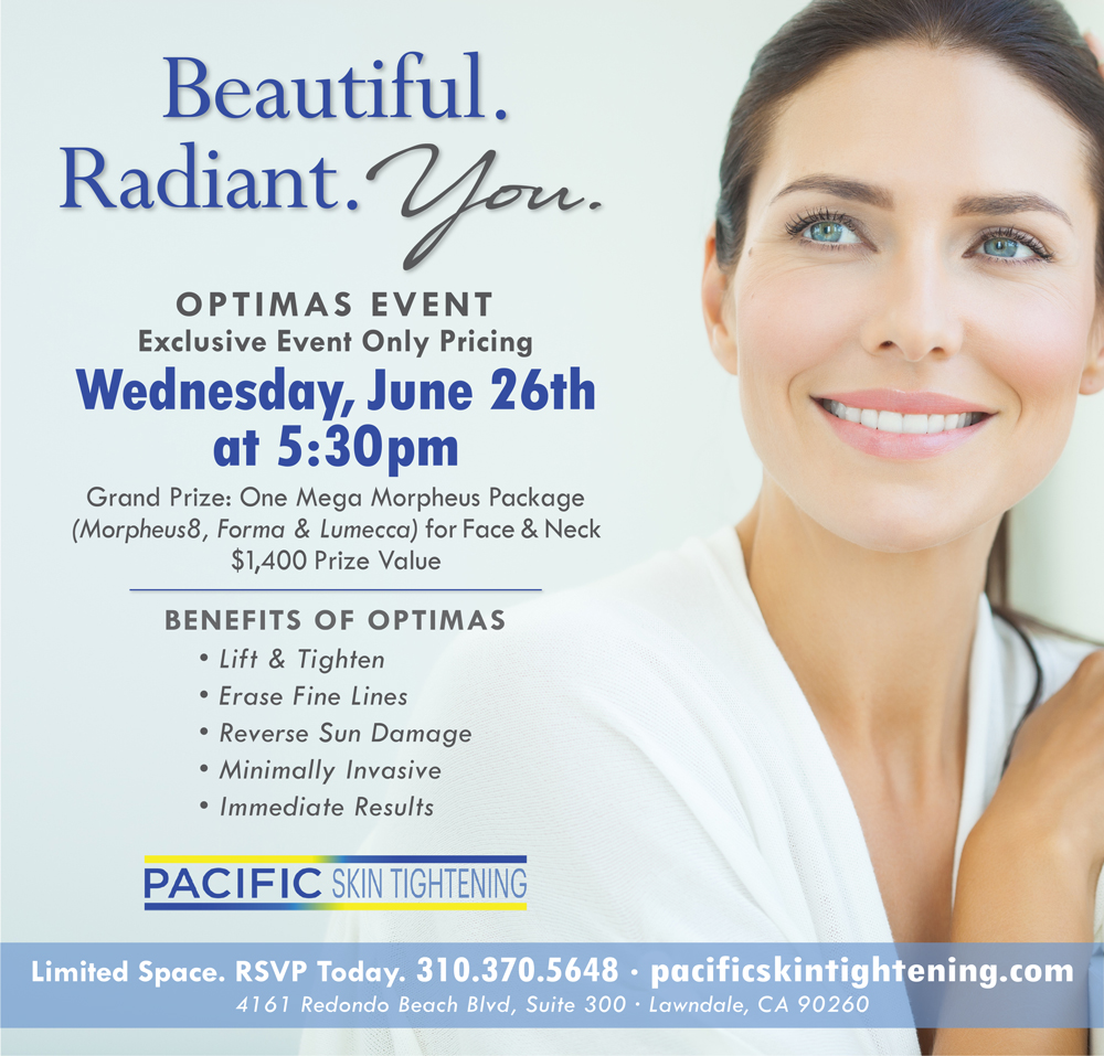 To learn more about our special event or to RVSP, please call 310.370.5648