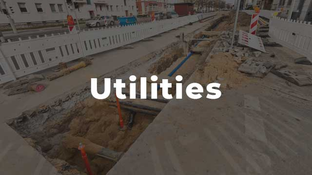 UTILITIES AND ARBORISTS