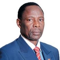 Richard Nchabi Kamwi   Elimination 8 Ambassador