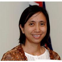 Jeanne Rini Poespoprodjo   University of Gadja Mada