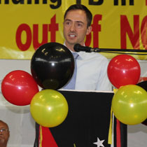 Will Robinson   Australian High Commission to Papua New Guinea