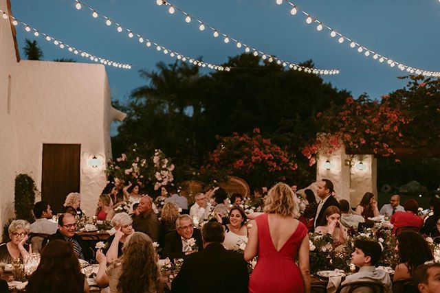 A beautiful wedding under a beautiful nights sky ✨ . . V E N D O R S:⠀ planning: @christyvandco⠀ photography: @andriellephotography⠀ videography: @v_mfphoto⠀ florals: @rosecolouredfloral⠀ table top: @themixdish ⠀ furniture rentals: @unearthedrentals ⠀ calligraphy: @salvagingeden⠀ bridal gown: @aandbe_bridalshop @aandbe_miami⠀ headpiece: @liaterni  photo booth: @photogbooth⠀ Hair/makeup:@stylemeelvi⠀ dj: @djsaling⠀ cake: @cloud9bakery⠀ lighting: @lightfxpros⠀ catering: @dadecountyfoodgroup⠀ venue: @curtissmansion . . #floridaweddingplanner #miamiweddingplanner #ashevilleweddingplanner #charlotteweddingplanner  #floridaflorist #miamiflorist #ashevilleflorist #miamiflorist #belovedstories #miamiwedding  #charlottewedding #charlottevenue #charlottephotographer #realmoments  #livecolorfully #lookslikefilm #thatsdarling #ohwowyes #floridianwedding #allthefeels #indiewedding #elopementphotographer #jupiterwedding #jupiterweddingplanner #floridiansocial #mrandmrs #bohowedding #bohobride #indiewedding
