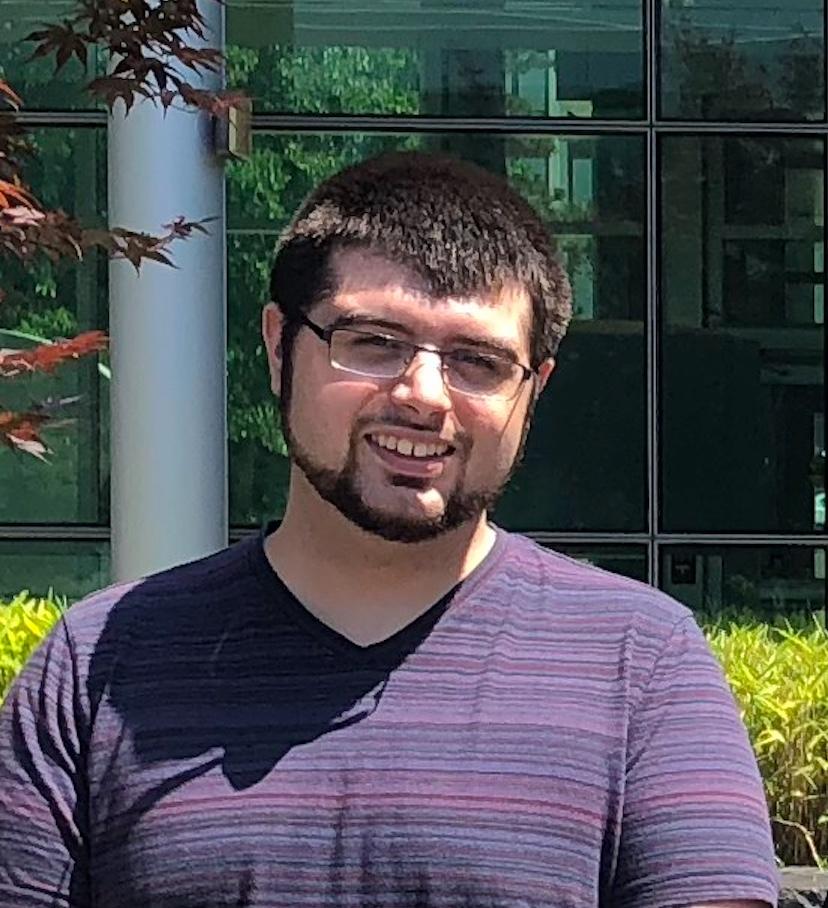 Alex Lemus - Undergraduate Student