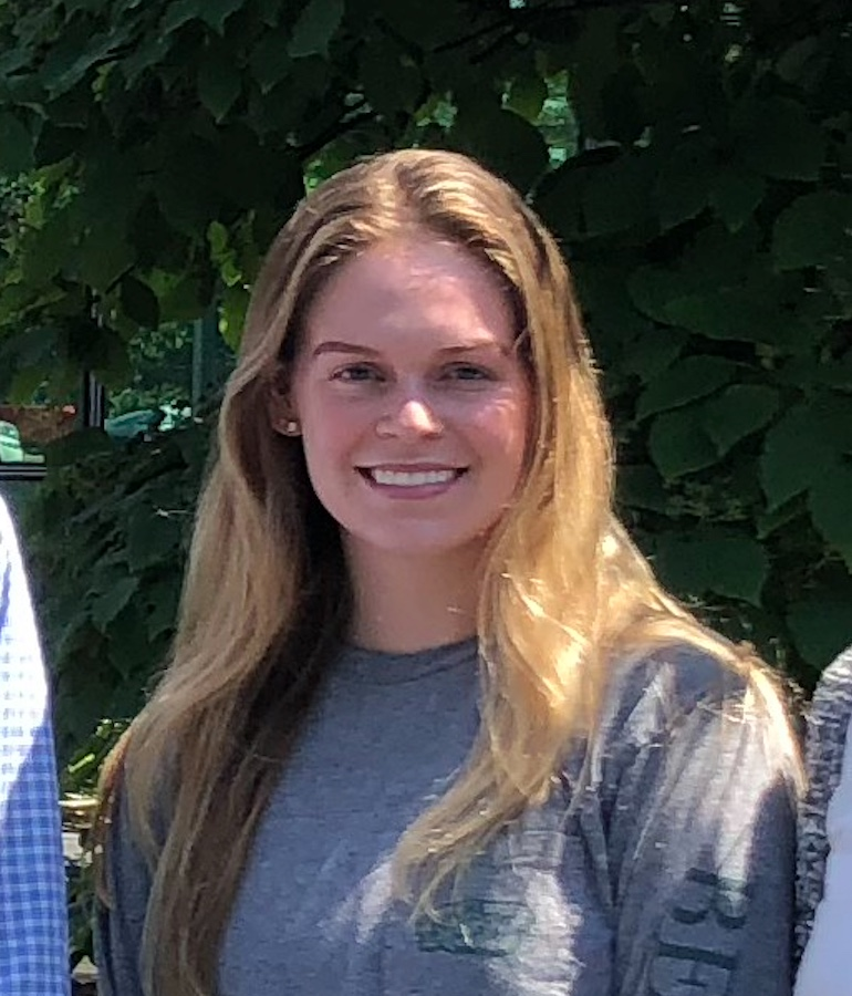 Madison Gowett - Summer Student Lab Technician