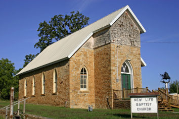 New Life Baptist Church  PO Box 306 Chautauqua, KS 67334 Email:  jja153@aol.com  Pastor: Larrie Adams