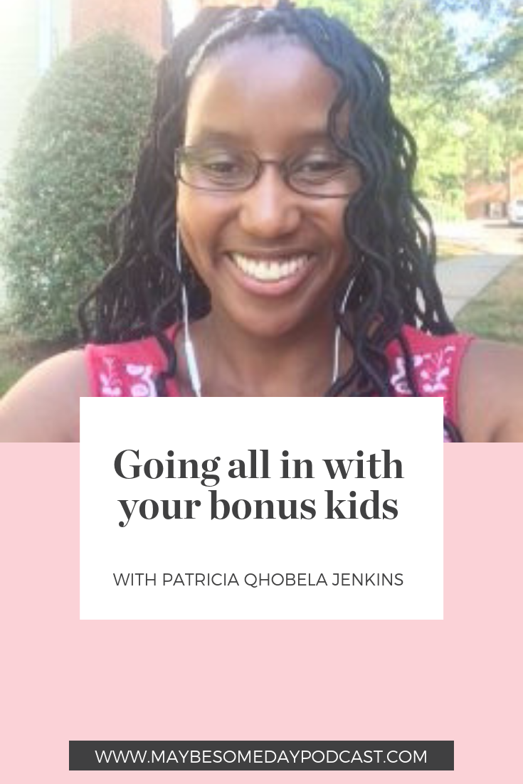 Going all in with your bonus kids