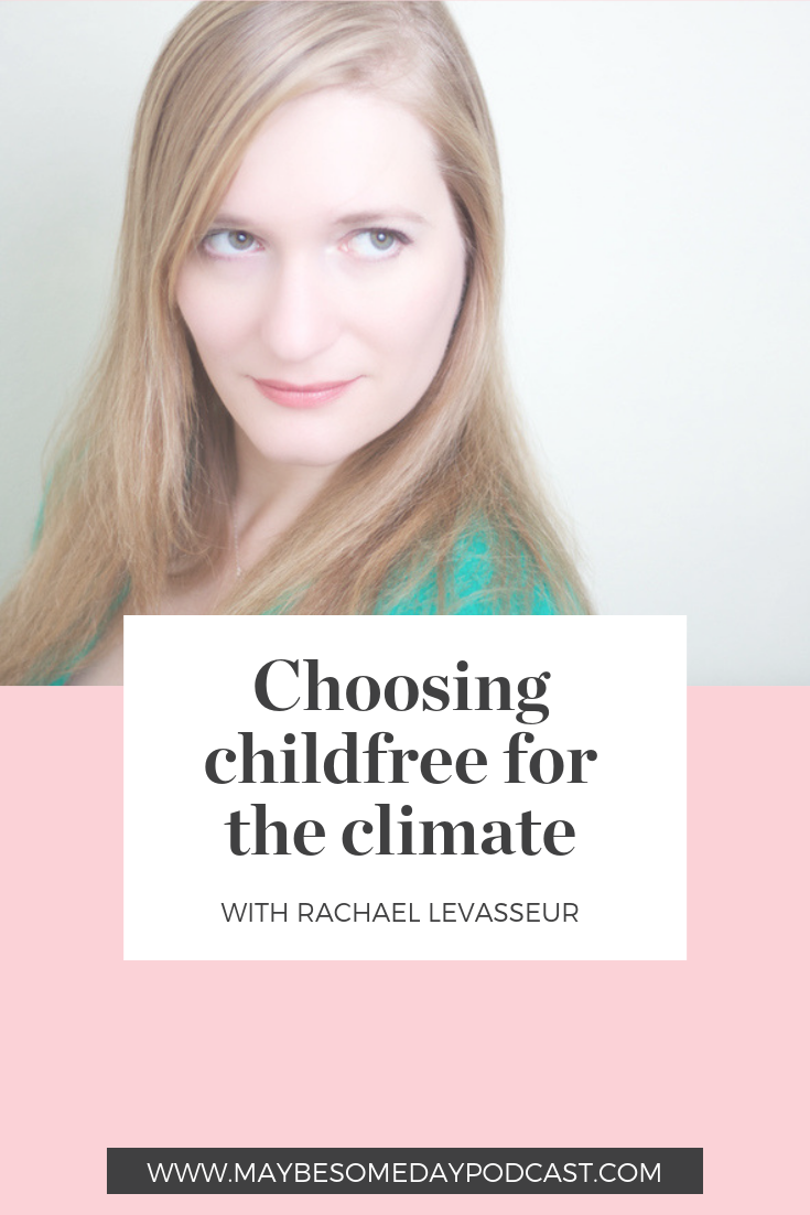 choosing childfree for the climate