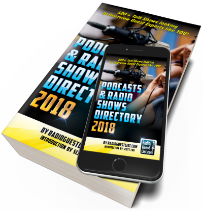Podcasts Directory Radio Shows phone ebook