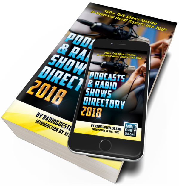 Podcasts Directory Radio Shows phone ebook 600.png