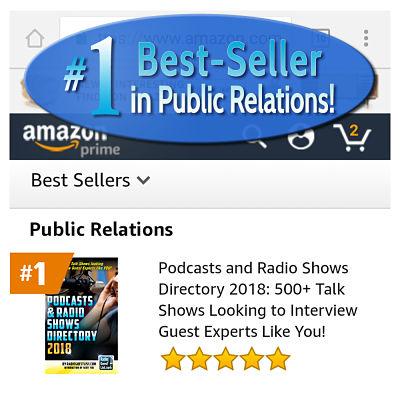 Best-selling Public Relations PR Book