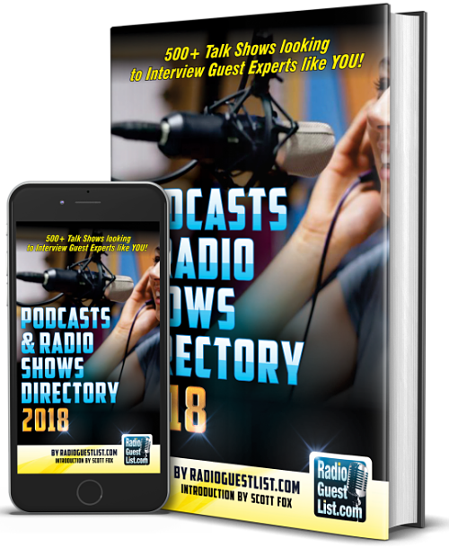 500x610 500x485 3D Podcasts & Radio Shows Directory Ebook Covers