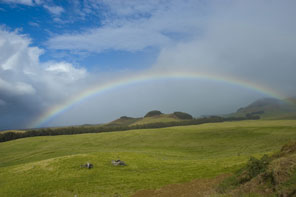 The Kahua Ranch Repeater Site