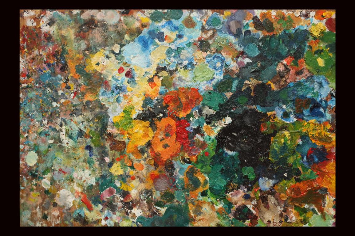 Bubbles - 12x18 Oil