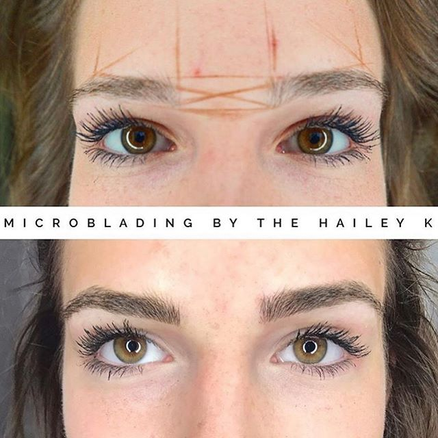 Strokes so natural you can't tell which is hair and which is microblading! 😍 Gorgeous brows by our @thehaileyk.microblading.makeup. . . For all inquiries with Hailey please DM her directly @thehaileyk.microblading.makeup. For all other inquiries please visit our website at www.meraluma.com!