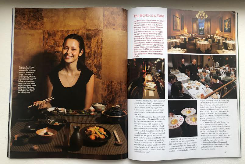 The World on a Plate   Hana Hou! The Magazine of Hawaiian Airlines   Photos by Robert Caplin