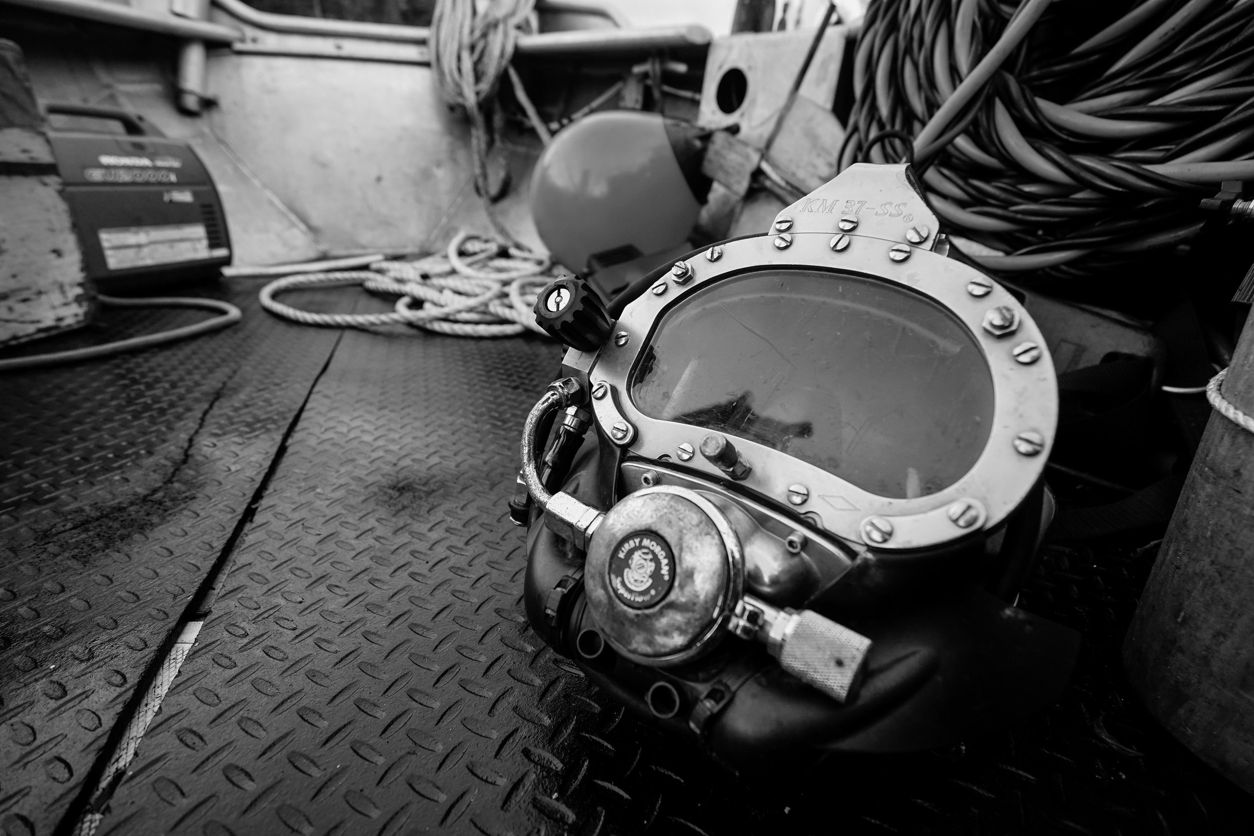 S  ervices   From underwater construction to surveys and salvage, we've got you covered.   READ MORE