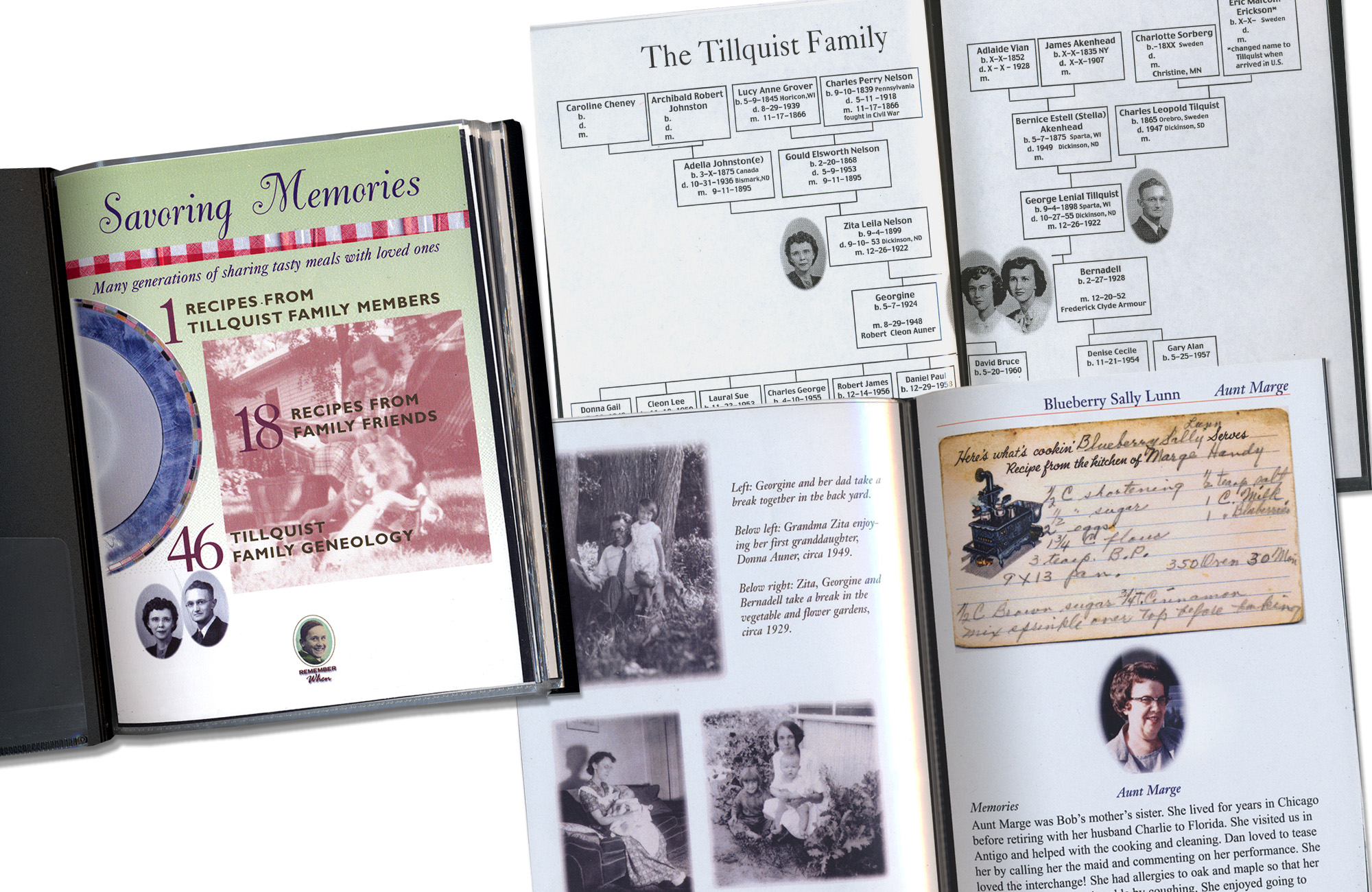 CUSTOM MEMOIR PUBLICATIONS