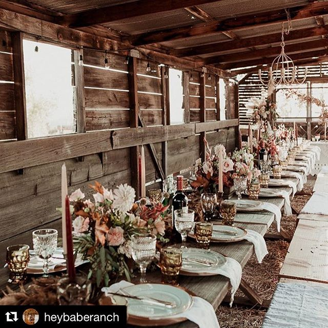 Yesterday was a lovely adventure💛Congrats Bernadette & Arthur!! #Repost @heybaberanch ・・・ This intimate wedding was floralized and styled to perfection by only the best @tularosaflowers & @themintery 🖤 . . . #barnwedding #bohobride #weregettinghitched #bridetobe2018 #dessertrack #dessertbar #weddingbar #modernrusticwedding #moderbarnwedding #modernlounge #pursuepretty #rusticwedding #dreamywedding #keepitwild #loveintentionally #firstsandlasts #loveandwildhearts #radlovestories #hipsterwedding #modernrustic #bohorustic #dirtybootsandmessyhair #greenweddingshoes #junebugwedding #adventurouswedding #theweddinglegends #sandiegowedding #sandiegoweddingvenue  #bohoweddingvenue