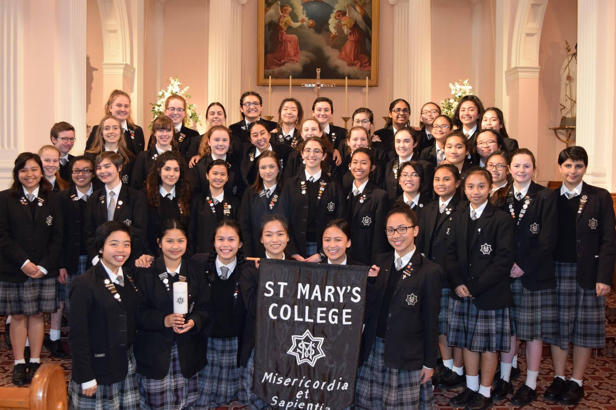 Young Vinnies - St Mary's College