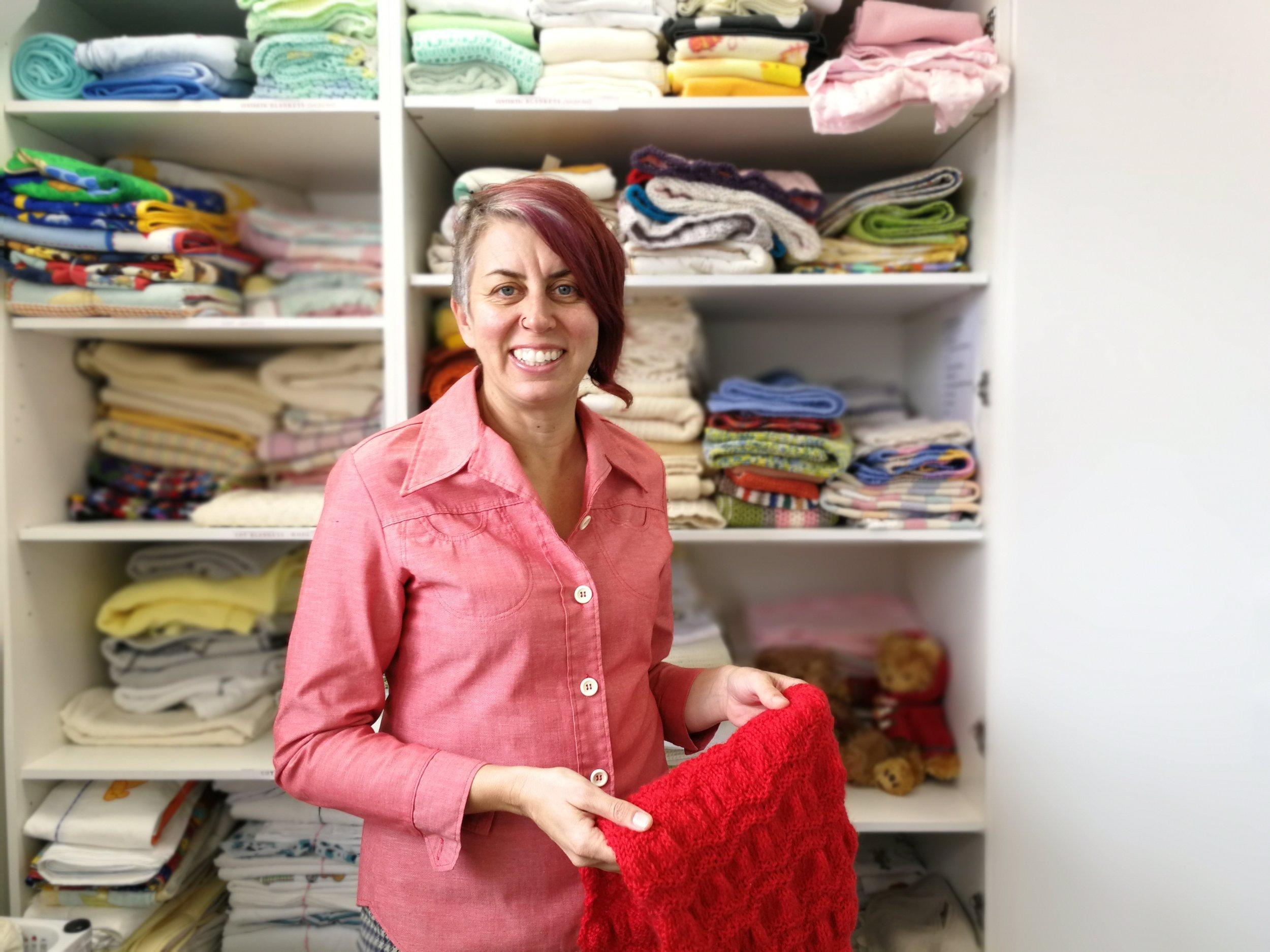Rachel Harrison, Pregnancy Assistance Coordinator