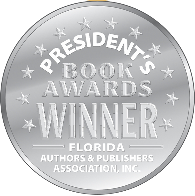 President's Book Award Winner - SUN NIGHT received a silver medal in the Florida Authors & Publishers Association, Inc., President's Book Awards, at an award ceremony in Orlando, Florida on August 4, 2018.