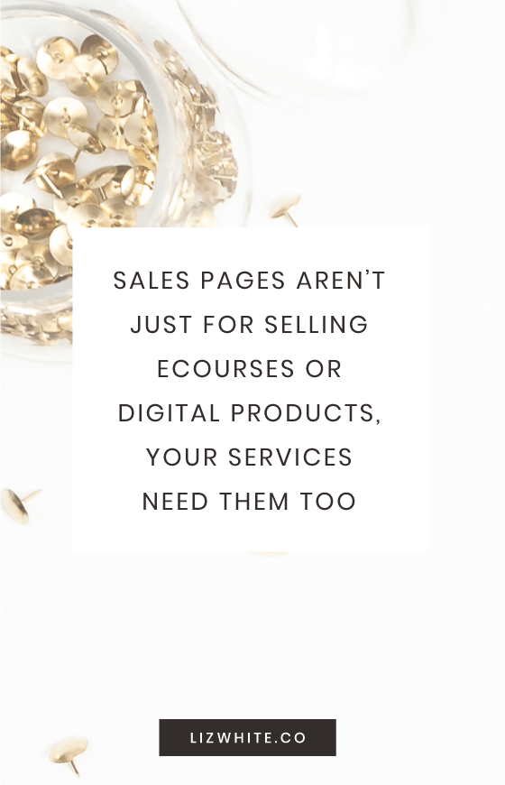 Everything you need to know about sales pages.
