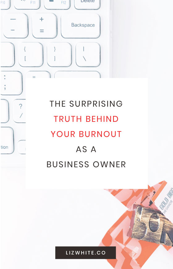 The truth about burnout might surprise you - especially when you're an entrepreneur.