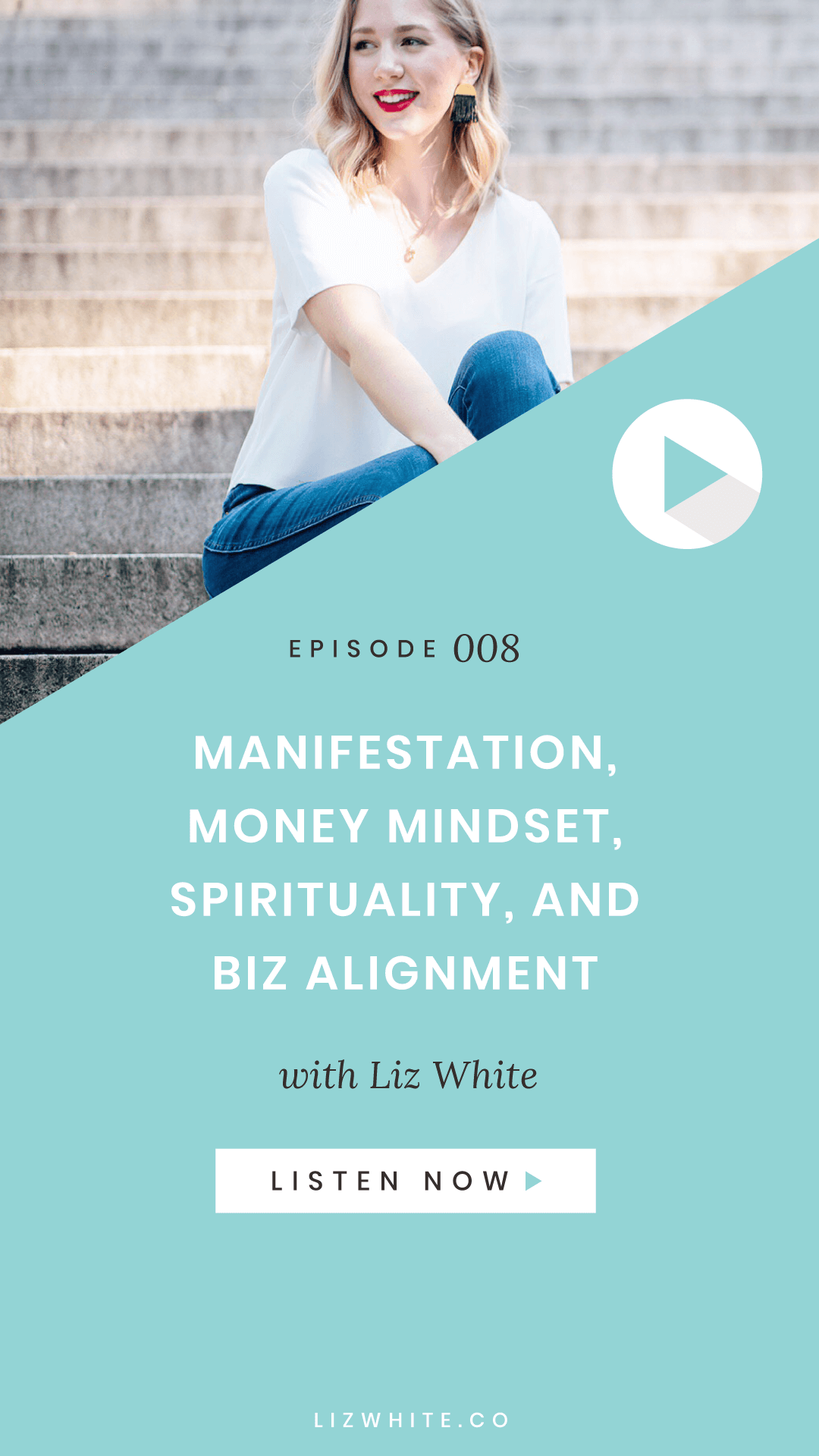 Manifestation, money mindset, connecting with your spirituality, and alignment. It was a total off the cuff chat that even led into the story about my Joshua Tree spirit animal which I haven't publicly talked about before.