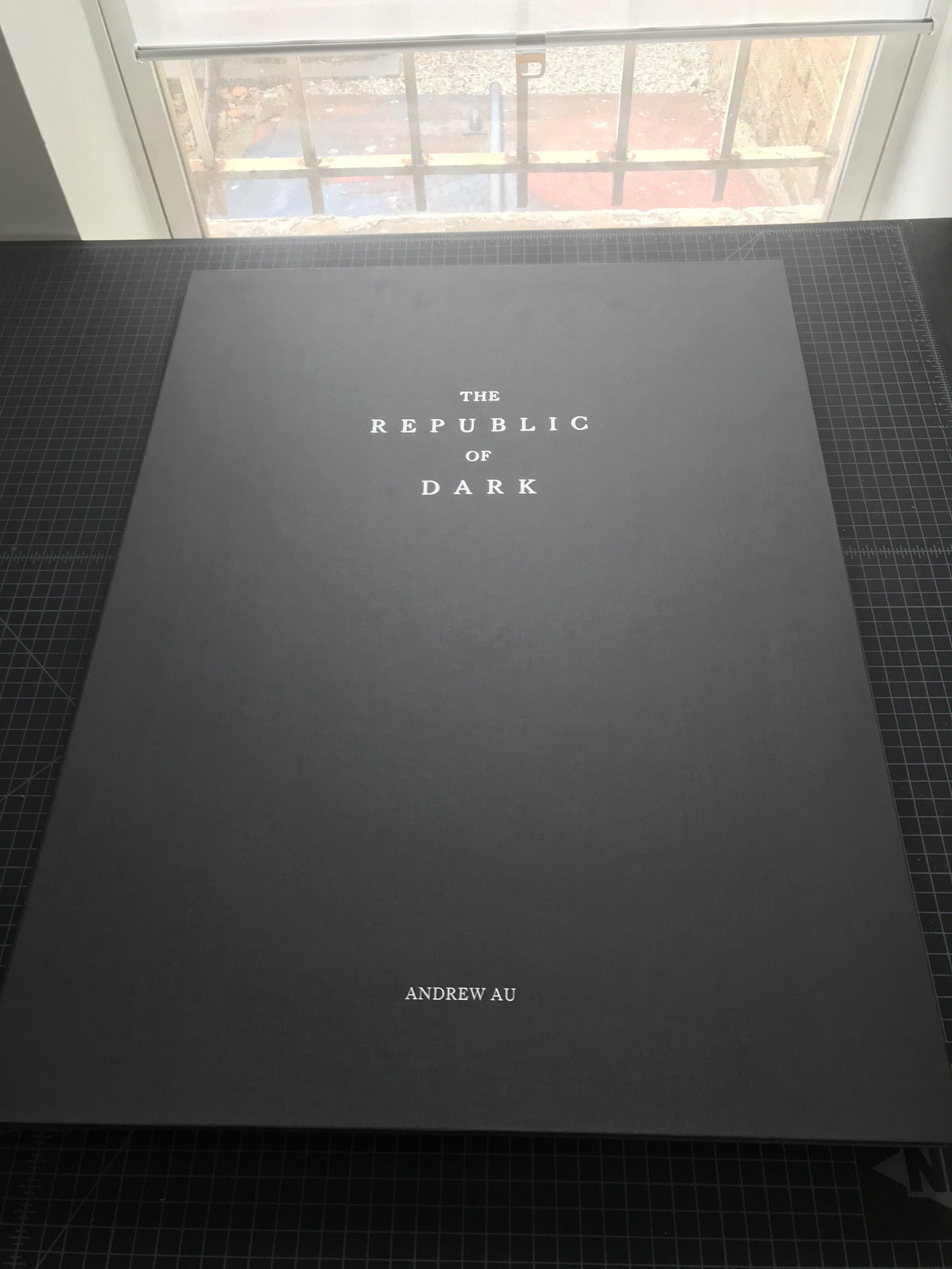 Republic of Dark Portfolio Box Exterior