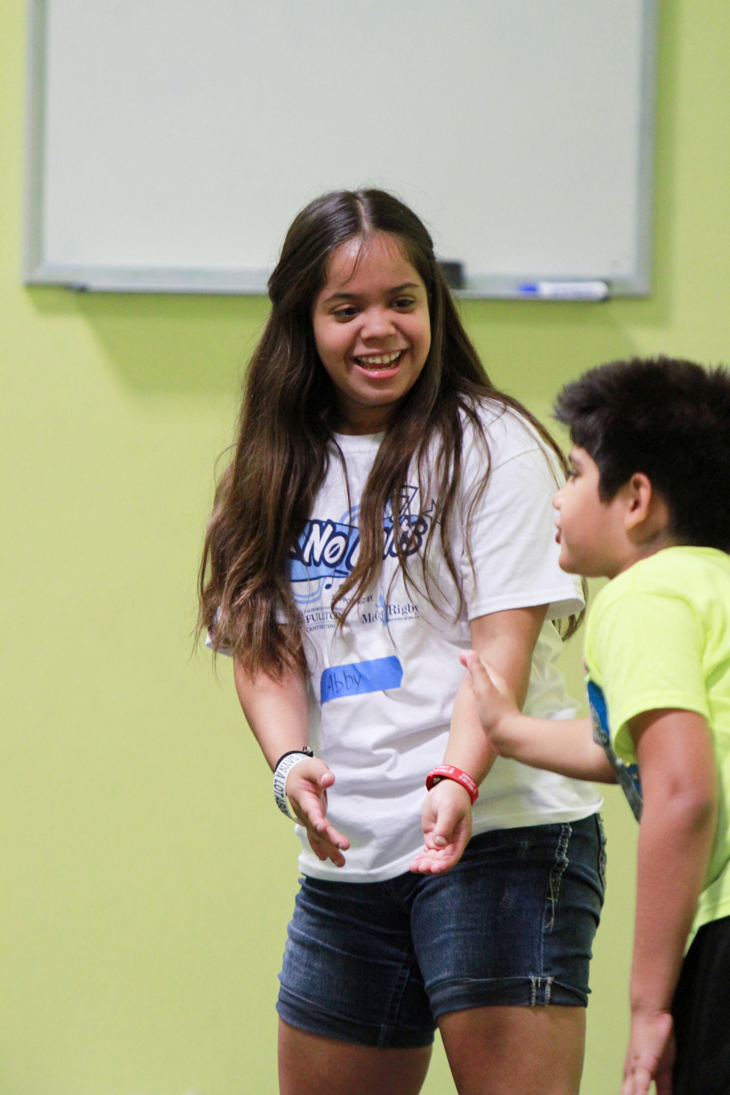 Get Involved - No Limits is always looking for fun, energetic individuals to be mentors in our program. If you are 12 or older we would love to hear from you.