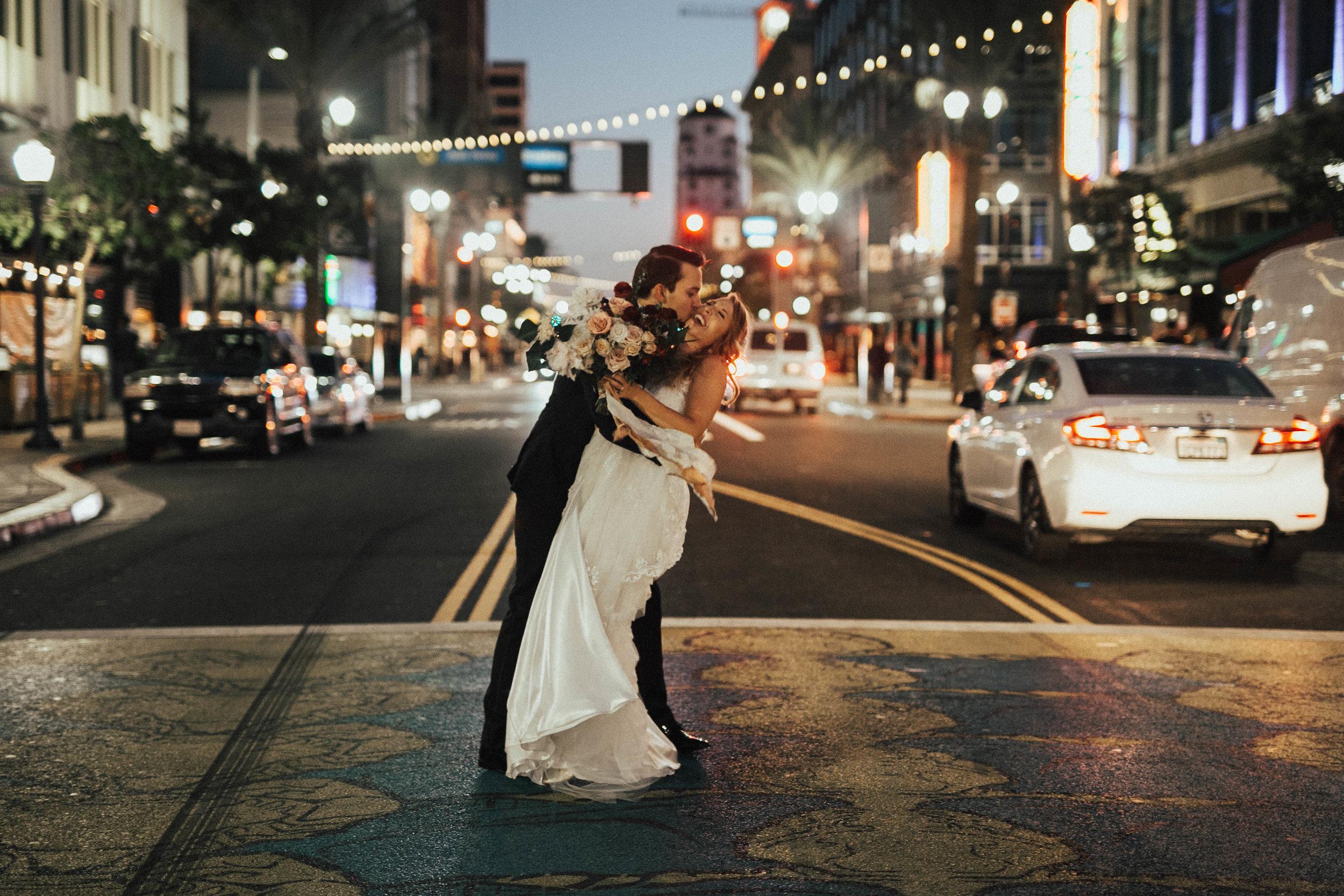 lauren & alex - The Loft on Pine Wedding