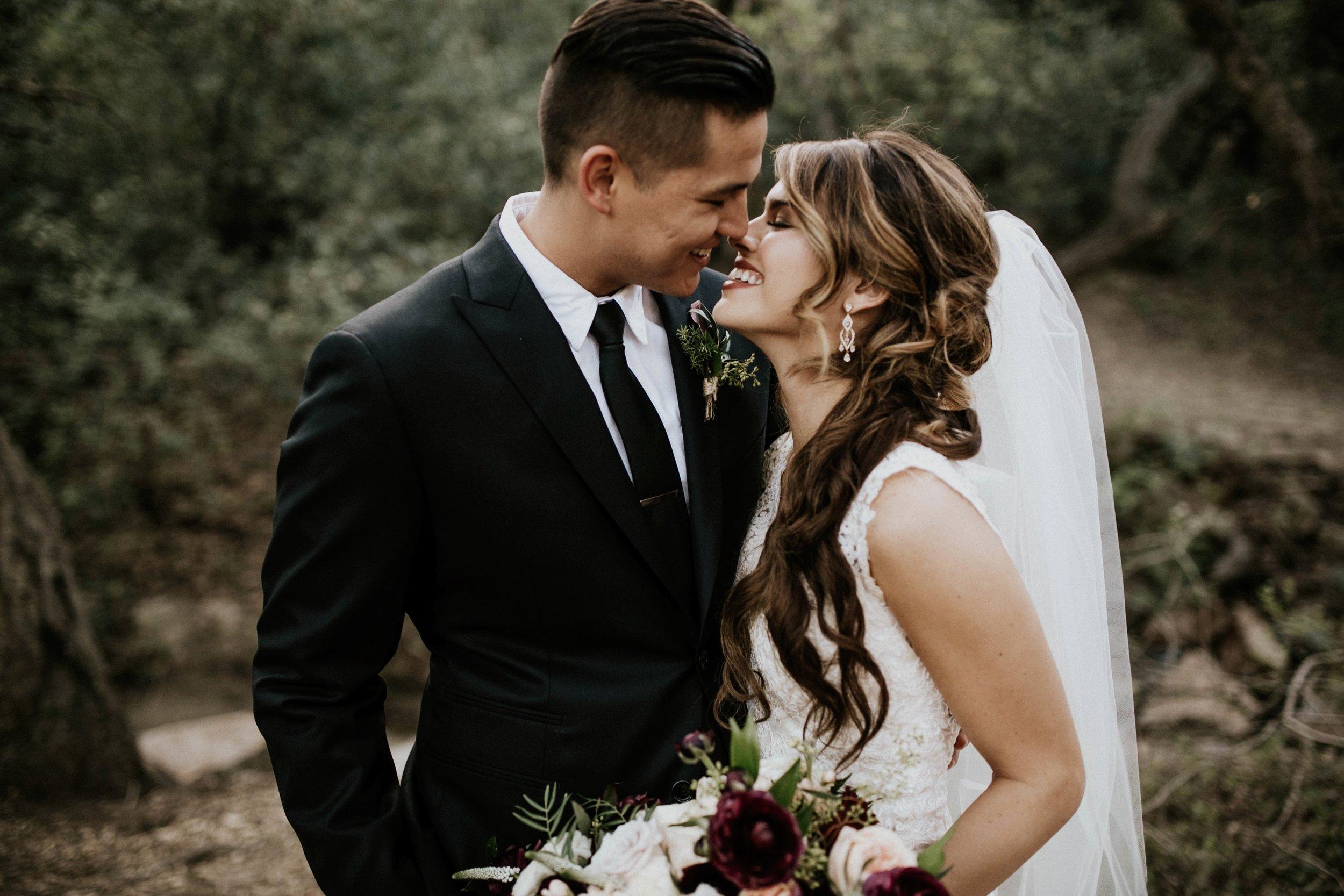 Devyn & Ben - Wedding at Oak Canyon Nature Center & Hidden House Coffee