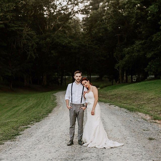 Being asked to travel for a couple's wedding is one of the greatest honors as a photographer. I'm officially obsessed with North Carolina, from their southern hospitality and amazing sceneries to the food and breweries. I'm also especially a fan of this beautiful couple. Jacqueline & Aaron, marriage sure looks good on you two. 😍👌 #camijanephotography